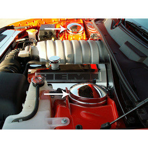 American Car Craft | Engine Bay Covers and Trim | 08_17 Dodge Challenger | ACC1894