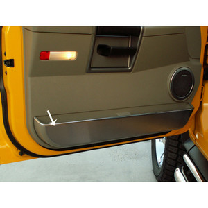 American Car Craft | Door Panel Trim | 03_07 Hummer H2 | ACC2981