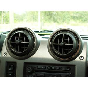 American Car Craft | A/C Vent Trim | 03_07 Hummer H2 | ACC2992