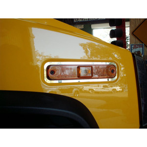 American Car Craft | Front and Rear Light Bezels and Trim | 03_13 Hummer H2 | ACC2997