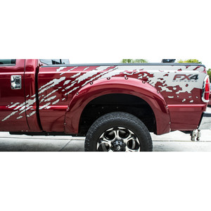 American Car Craft | Graphics and Wraps | 11_14 Ford Super Duty | ACC3179