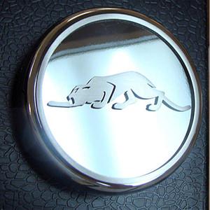 Chrome Oil Fill Cap Cover w/Kat Logo&Brushed Accent for 1999-02 Chrysler Prowler