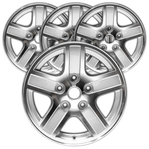 JTE Wheel | 17 Wheels | 04-07 Dodge Durango | JTE0211
