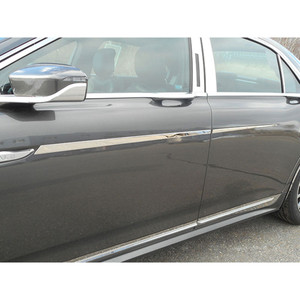 Luxury FX | Side Molding and Rocker Panels | 17 Lincoln Continental | LUXFX3224