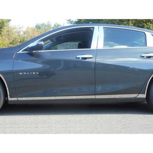 Luxury FX | Side Molding and Rocker Panels | 16-17 Chevrolet Malibu | LUXFX3359