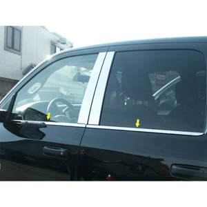 Luxury FX | Window Trim | 09-17 Dodge RAM 1500 | LUXFX3395