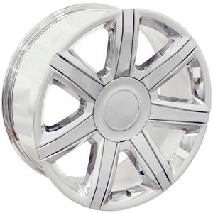 Upgrade Your Auto | 22 Wheels | 99-17 Chevrolet Silverado 1500 | OWH5683