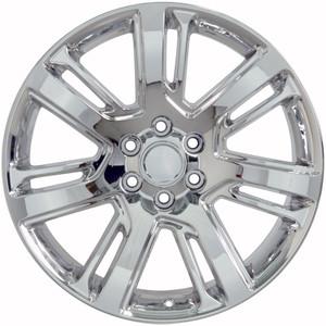 22 Wheels | 92-17 GMC Yukon XL | OWH3763