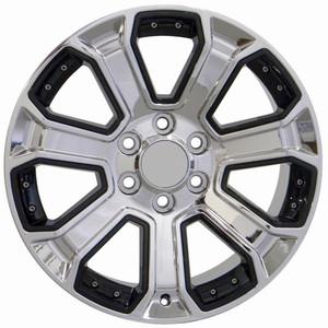 22 Wheels | 88-17 Chevrolet Suburban | OWH3814