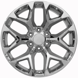 20 Wheels   99-17 Cadillac Escalade   OWH3843