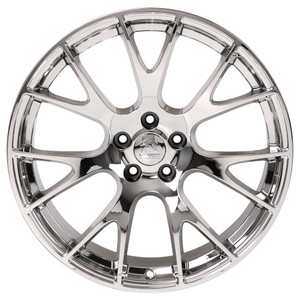 22 Wheels | 04-09 Dodge Durango | OWH3875