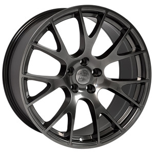 22 Wheels | 04-09 Dodge Durango | OWH3880