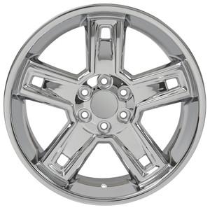22 Wheels | 99-17 Chevrolet Silverado 1500 | OWH3883