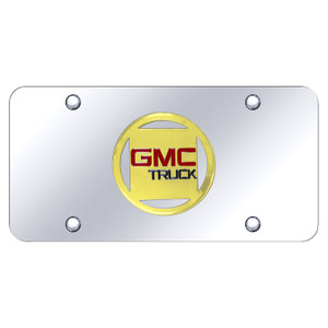 Au-TOMOTIVE GOLD | License Plate Covers and Frames | GMC | AUGD5547