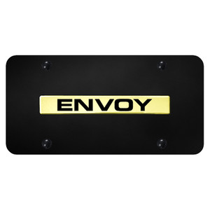 Au-TOMOTIVE GOLD | License Plate Covers and Frames | GMC Envoy | AUGD5549
