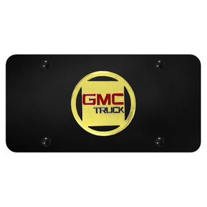 Au-TOMOTIVE GOLD | License Plate Covers and Frames | GMC | AUGD5551