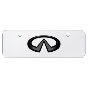 Au-TOMOTIVE GOLD | License Plate Covers and Frames | Infiniti | AUGD6280
