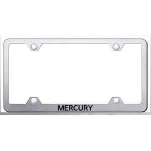 Au-TOMOTIVE GOLD   License Plate Covers and Frames   Mercury   AUGD7226