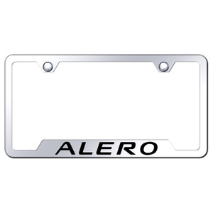 Au-TOMOTIVE GOLD | License Plate Covers and Frames | Oldsmobile Alero | AUGD8086
