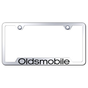 Au-TOMOTIVE GOLD | License Plate Covers and Frames | Oldsmobile | AUGD8088