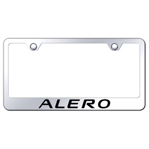 Au-TOMOTIVE GOLD | License Plate Covers and Frames | Oldsmobile Alero | AUGD8089