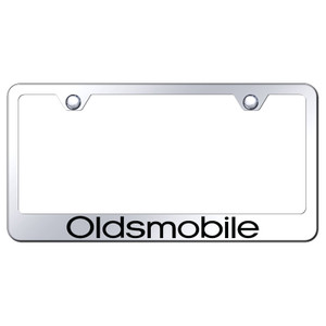 Au-TOMOTIVE GOLD | License Plate Covers and Frames | Oldsmobile | AUGD8092