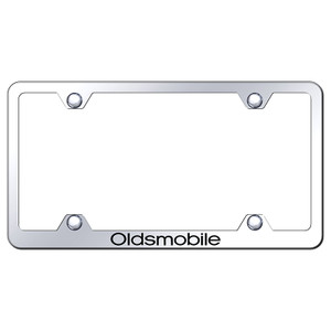 Au-TOMOTIVE GOLD | License Plate Covers and Frames | Oldsmobile | AUGD8094