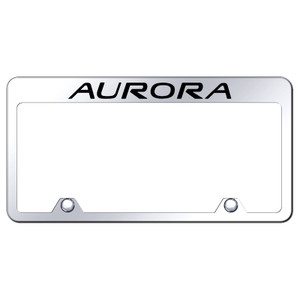 Au-TOMOTIVE GOLD | License Plate Covers and Frames | Oldsmobile Aurora | AUGD8095