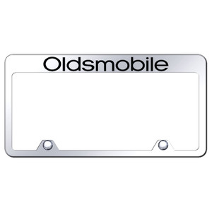 Au-TOMOTIVE GOLD | License Plate Covers and Frames | Oldsmobile | AUGD8096