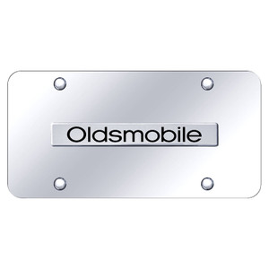 Au-TOMOTIVE GOLD | License Plate Covers and Frames | Oldsmobile | AUGD8097