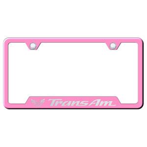 Au-TOMOTIVE GOLD | License Plate Covers and Frames | Pontiac Firebird | AUGD8174