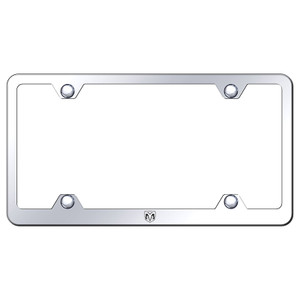 Au-TOMOTIVE GOLD   License Plate Covers and Frames   Dodge RAM   AUGD8258