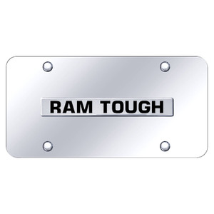 Au-TOMOTIVE GOLD | License Plate Covers and Frames | Dodge RAM | AUGD8271