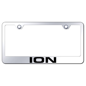 Au-TOMOTIVE GOLD | License Plate Covers and Frames | Saturn Ion | AUGD8288