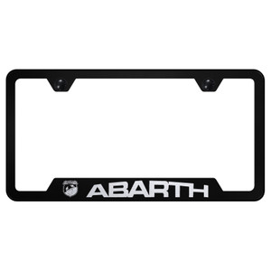Au-TOMOTIVE GOLD | License Plate Covers and Frames | Fiat | AUGD8381