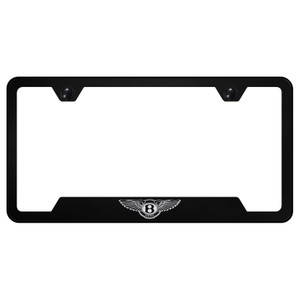 Au-TOMOTIVE GOLD | License Plate Covers and Frames | Bentley | AUGD8383