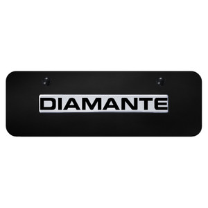 Au-TOMOTIVE GOLD | License Plate Covers and Frames | Mitsubishi Diamante | AUGD8526