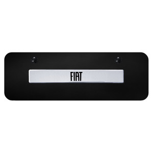 Au-TOMOTIVE GOLD | License Plate Covers and Frames | Fiat | AUGD8535