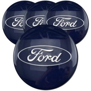 JTE Wheel | Center Caps | 11-16 Ford Fiesta | JTEC0023-SET4