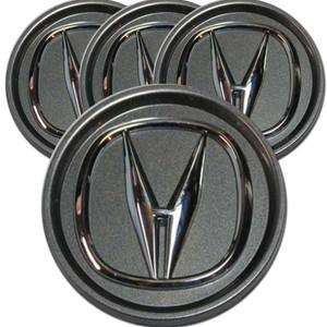 JTE Wheel | Center Caps | 07-17 Acura MDX | JTEC0062-SET4