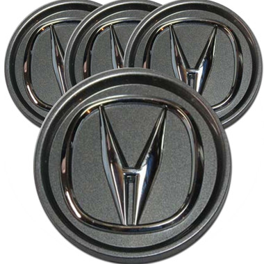 JTE Wheel   Center Caps   09-14 Acura TL   JTEC0064-SET4