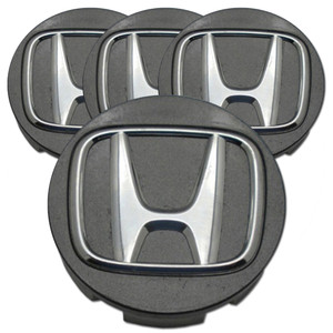 JTE Wheel   Center Caps   05-15 Honda Civic   JTEC0123-SET4