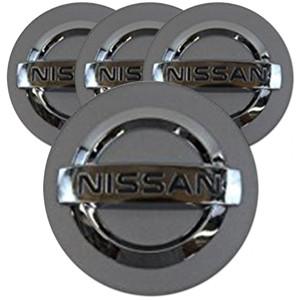 JTE Wheel | Center Caps | 07-12 Nissan Versa | JTEC0137-SET4