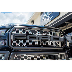 American Car Craft | Grille Overlays and Inserts | 17 Ford F_150 | ACC3438