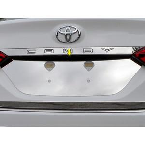 Luxury FX | Rear Accent Trim | 18 Toyota Camry | LUXFX3430