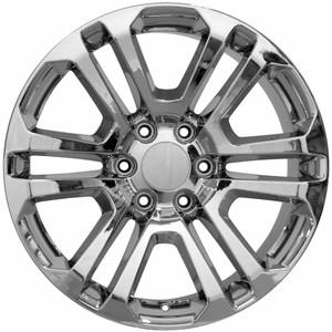 OE Wheels   20 Wheels   99-17 Chevrolet Silverado 1500   OWH3996