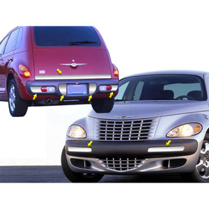 Luxury FX | Bumper Covers and Trim | 01 Chrysler PT Cruiser | LUXFX3440
