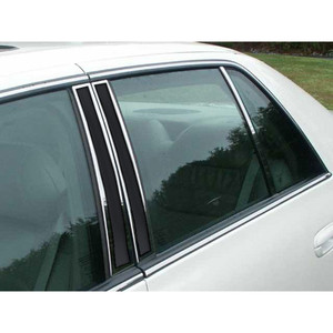 Luxury FX | Pillar Post Covers and Trim | 06-11 Cadillac DTS | LUXFX3455