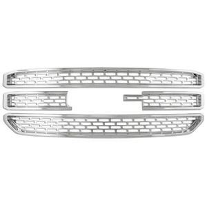 Premium FX | Grille Overlays and Inserts | 15-16 GMC Yukon | PFXG0813