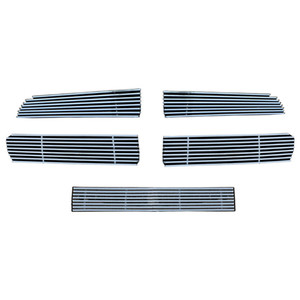 Premium FX | Grille Overlays and Inserts | 11-13 Dodge Charger | PFXG0854